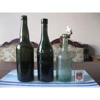 Лот немецких бутылок. ПМВ.(2).