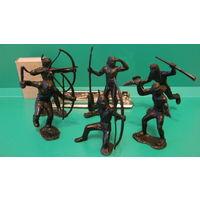 Индейцы и пираты СССР