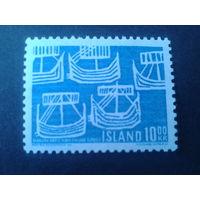 ИСландия 1969