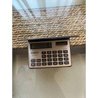 Калькулятор CASIO оригинал маленький карманный