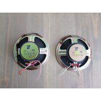 Динамики 9см 4ом 3w от магнитофона Атланта АТ-290