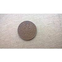 Польша 2 гроша, 1931г.  (D-4.2)