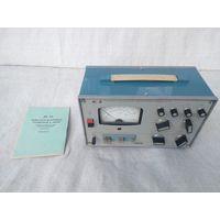 Испытатель маломощных транзисторов и диодов Л2-54 + книга