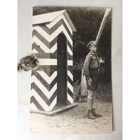 Фото открытка,война,гитлерюгенд.