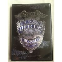 РАСПРОДАЖА DVD! THE PRODIGY - THEIR LAW THE SINGLES 1990-2005