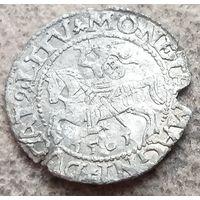 ВКЛ полугрош 1561г  с рубля