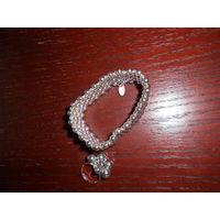 Комплект кольцо и браслет