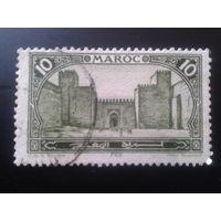 Марокко 1917 стандарт, крепость