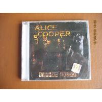 РАСПРОДАЖА!!  ALICE COOPER  *BRUTAL PLANET*  2000г.  2 скана