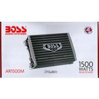 Аўтамабільны ўзмацняльнік-монаблёк BOSS AR1500M (автомобильный усилитель-моноблок)