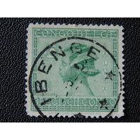 Бельгийское Конго 1924 г.