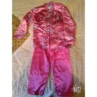 Пижама для девочки в азиатском стиле. Из Ирландии.