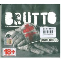 CD BRUTTO - Underdog (2014)