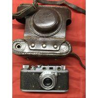 Фотоапарат Зорький 1950-е годы