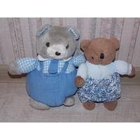 Мишки-толстячки пара