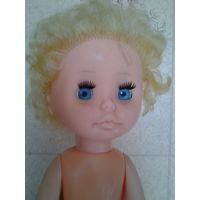 Кукла. СССр. Шикарные волосы!