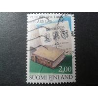 Финляндия 1984 книга
