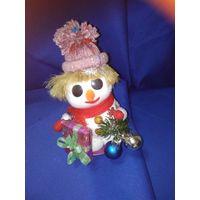 Благотворительный аукцион Весёлый снеговик