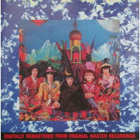 The Rolling Stones - Their Satanic Majesties Request (1967/2002, Audio CD, ремастер 2002 года)
