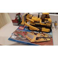 Конструктор LEGO City 60074 Бульдозер