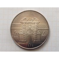 Мальта 4 фунта 1976г