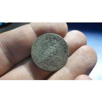 6 грошей Шостак Фридрих Вильгельм 1683 г. HS