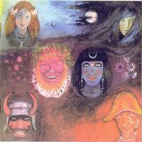 King Crimson - In The Wake Of Poseidon (1970, Audio CD, ремастер 2000 года)