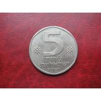 5 лир 1979 год Израиль