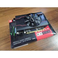 Видеокарта Sapphire Pulse Radeon RX 550 4GB GDDR5 с гарантией!