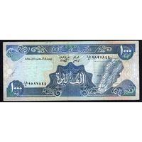 Ливан 1000 ливров 1988 г.