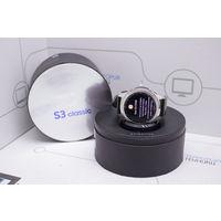 Смарт-часы Samsung Gear S3 Сlassic (AMOLED, GPS, Wi-Fi, NFC). Гарантия