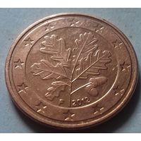 5 евроцентов, Германия 2012 F, AU