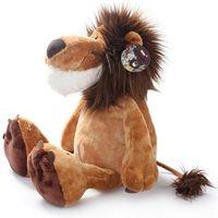 Плюшевая игрушка Nici (Ники), Лев, 50 см+подарок