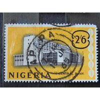 Нигерия. 1961 г. Центральный Банк.