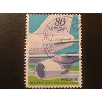 Япония 1994 Боинг 747-400