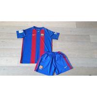 Майка + шорты. Nike Barcelona, 160-170см.