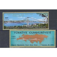 [524] Турция 1970.Мост.