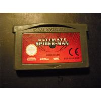 GBA Ultimate Spider-Man