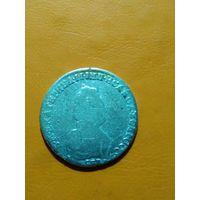 Полуполтинник 1789