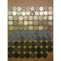 Монеты России 1992-1993 года