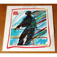 "Steel Pulse ""Caught You"" LP, 1980"
