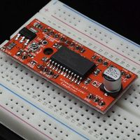 A3967 EasyDriver Allegro IC Stepper