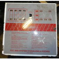 Панель пожарной сигнализации FCC 3000 System Sygnalizacji Pozaru Работоспособность не известна. На восстановление или запчасти. Цена: 10 руб. Перед покупкой уточняйте наличие- лот выставлен на других