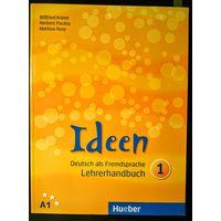 Ideen 1 Lehrerhandbuch (книга для учителя)