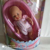 Кукла беби борн с ванночкой(Zapf Creation) 32  см