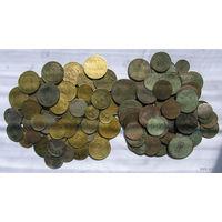 Более 150 монет ранних советов