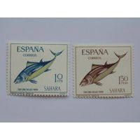 Испанская Сахара 1966 г.
