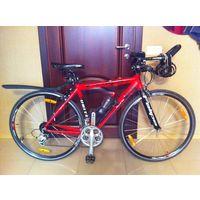 Велосипед  FELIPE + комплект навесного + сумка-поясная кожаная новая