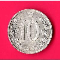 17-39 Чехословакия, 10 геллеров 1962 г.