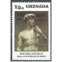 Гренада, 1975, Микеланджело